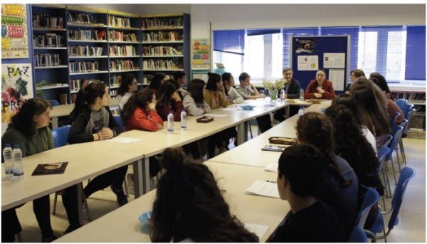 Artigo publicado polo equipo de Correspondentes Xuvenís do IES Saturnino Montojo de Ferrol