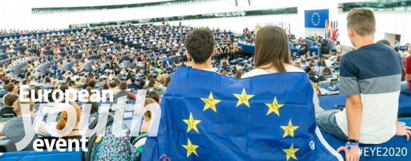 European Youth Event, EYE 2020
