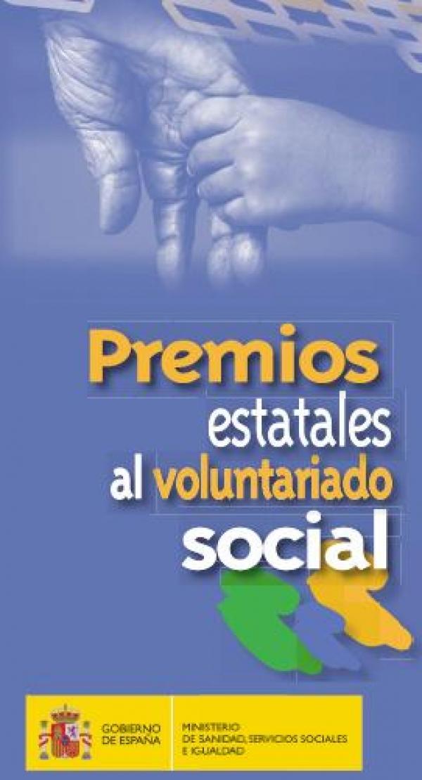 Premios Estatais ao Voluntariado Social 2017