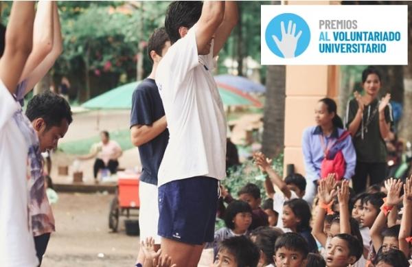 Premios ao Voluntariado Universitario