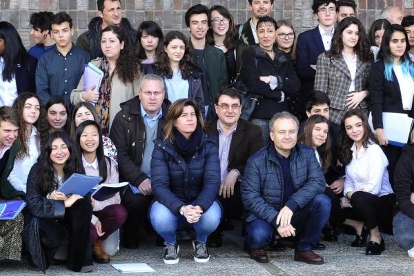 A Xunta de Galicia cede a palabra á mocidade galega nunha nova edición do Parlamento Xove