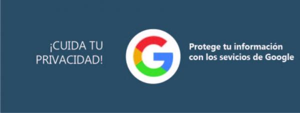 Privacidade e seguridade da túa conta de Google