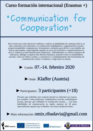 Curso de Formación Internacional (Erasmus+) en Austria