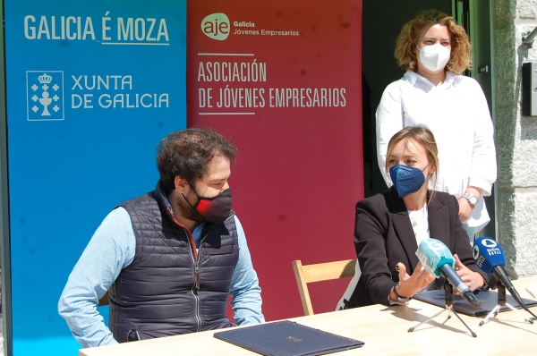 O programa Carné Xove suma a adhesión da Federación Galega de Xoves Empresarios