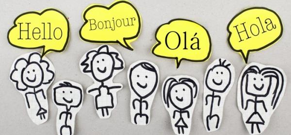 Actividades de formación en linguas estranxeiras