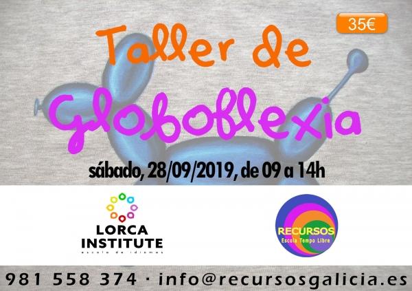 Obradoiro de Globoflexia en Santiago