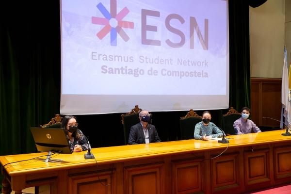 Política Social favorece a conexión entre mozos galegos e estranxeiros a través do proxecto de Iniciativa Xove Conecta Galicia 2021