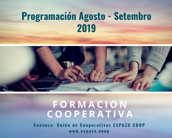 Formación en Cooperativismo