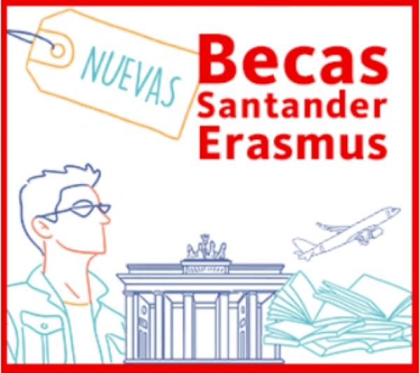 Bolsas Santander Erasmus