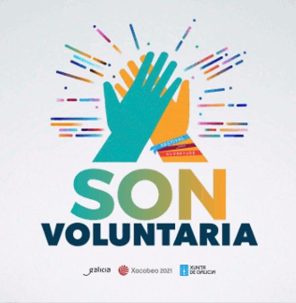SON Voluntario/a, en festivais de música de Galicia