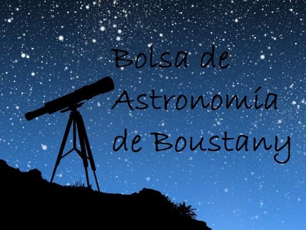 Bolsa de Astronomía de Boustany