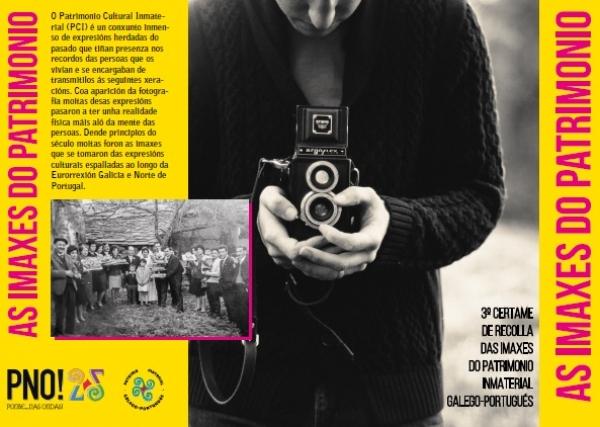 III Edición do Certame de recolla das imaxes do Patrimonio Cultural Inmaterial galego-portugués