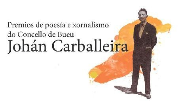 Premios de Poesía e Xornalismo Johán Carballeira