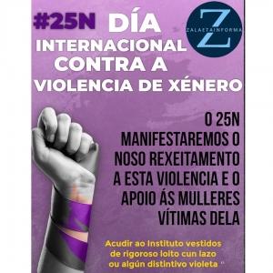 Correspondentes Xuvenís contra a violencia de xénero