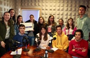 IES do Camiño, Correspondentes xuvenís: Despedindo Radio Palas FM