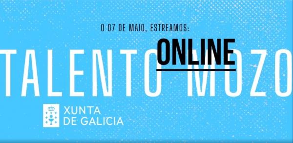 O 7 de maio estreamos Talento Mozo Online