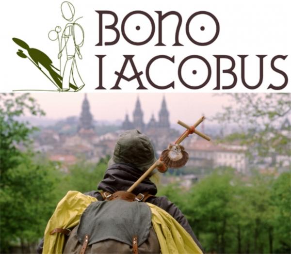 Bonos Iacobus, camiño de Santiago