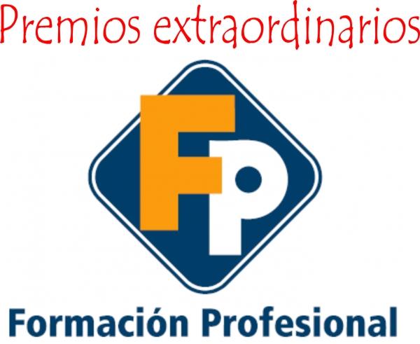 Premios extraordinarios de formación profesional de grao superior