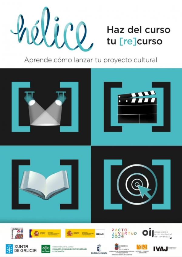Proxecto Hélice de formación no sector cultural