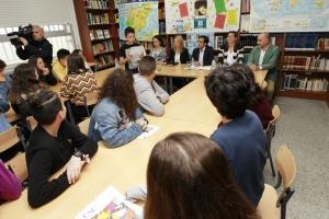A Xunta de Galicia destaca o labor dos Correspondentes Xuvenís na difusión de información de interese para a mocidade