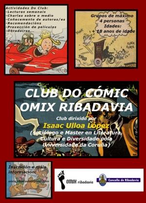 Club do Cómic en Ribadavia