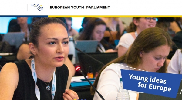 Parlamento Europeo da Mocidade