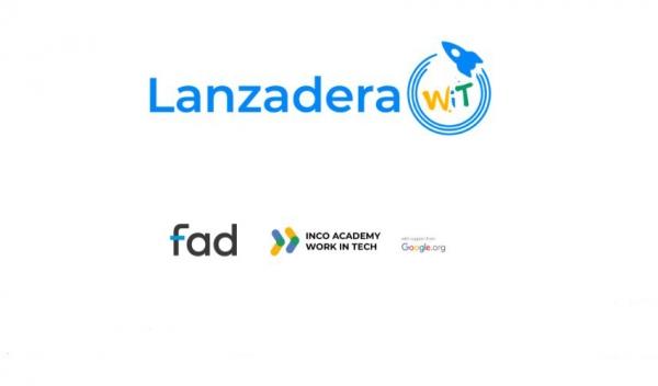 600 bolsas de Google a través do proxecto Lanzadeira  WiT
