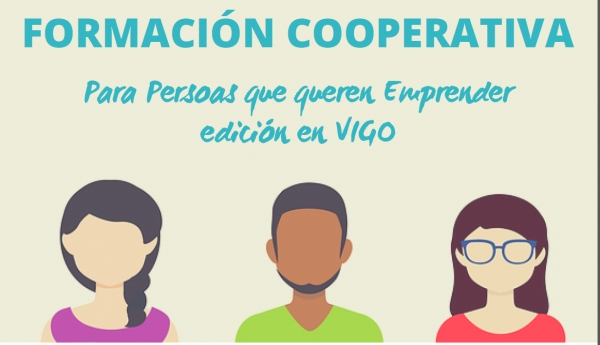Obradoiro de formación cooperativa para persoas que queren emprender