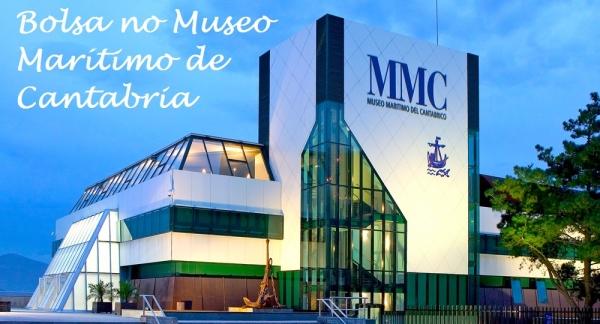 Bolsa de bioloxía mariña do Museo Marítimo de Cantabria