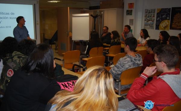 Xornada sobre as Políticas de Información Xuvenil da Xunta de Galicia.