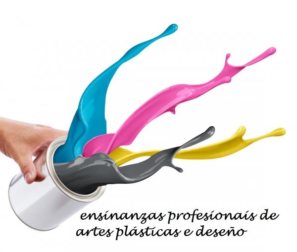 Resultado de imagen de ENSINANZAS PROFESIONAIS DE ARTES PLÁSTICAS E DESEÑO,