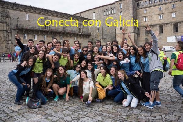 Conecta con Galicia, para á mocidade da Galicia exterior