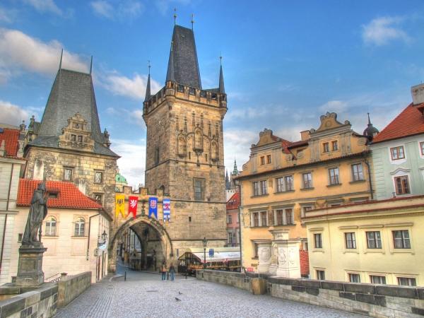 Bolsas para cursos de verán do idioma checo na República Checa